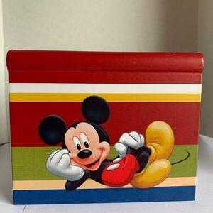 Mickey Mouse photo album